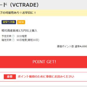 【6000円+α】SBIVCで仮想通貨取引を始める大チャンス!