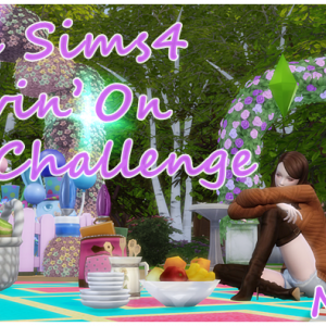 《The Sims 4 Movin' On Up Challenge》No.23