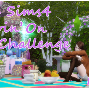 《The Sims 4 Movin' On Up Challenge》No.32