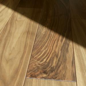 日射熱で暖まった床はいつまで暖かいのか確認してみた