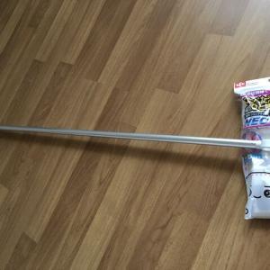 床拭き掃除のハードルが下がった!? (o^^o)