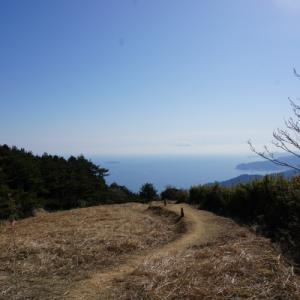 十国峠/岩戸山