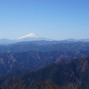 大岳山/馬頭刈山