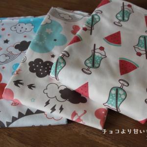 布買いメモ★SHEEPY CLOTHさんの6月予約分の生地