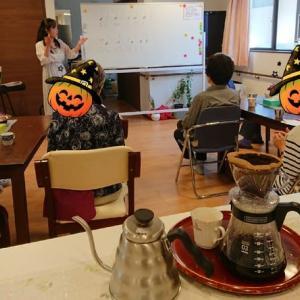 オレンジ珈琲カフェみいり(9月)