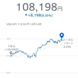 【ロボアド】WealthNavi・THEOともに資金追加