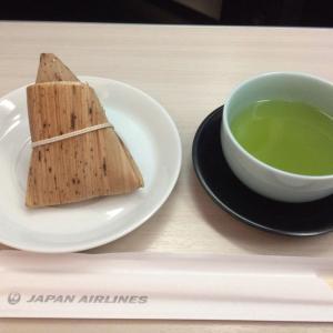 JAL 国際線機内食 JL723 JL724 C 成田クアラルンプール往復 メイン以外の軽食 NRTKULNRT ビジネス JUL19