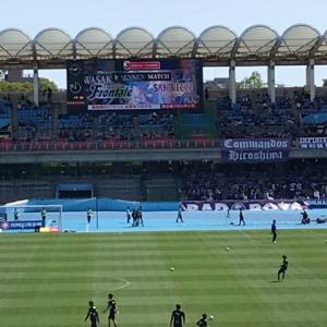 2021 J1リーグ 第10節 vs.サンフレッチェ広島