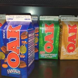 飲むお菓子オーク (OAK) の新フレーバーが、また登場!