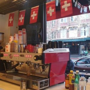 オックスフォードストリートにあるスイスのベーカリー『Swiss Bakerz』