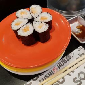 一瞬日本のテレビにも映った『寿司ハブ』はおいしいよ