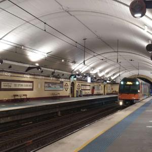 オーストリア最初の地下鉄『ミュージアムステーション』を探検してみませんか?