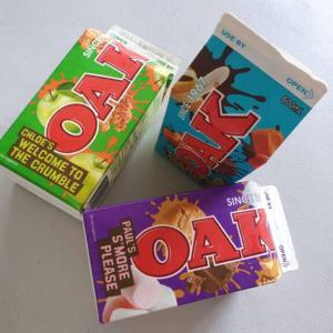 2021年のオーク (Oak) ドリンクのニューフレーバーは消費者の募集から決定!優勝者は誰⁉︎