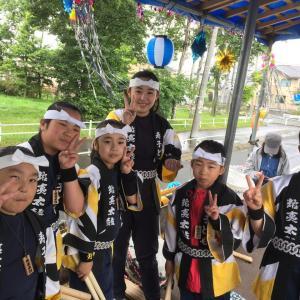 共栄稲荷神社 例大祭