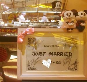 ☆結婚報告☆