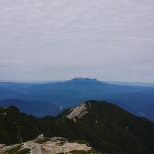 360度(@木曽駒ヶ岳)