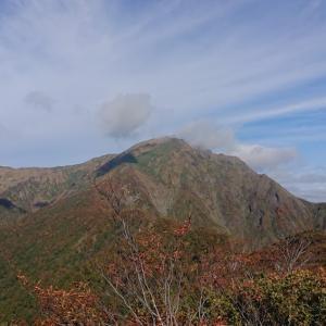 天神峠から(@谷川岳)