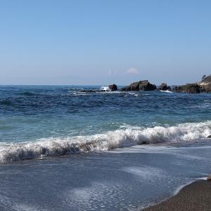 海も(@ソレイユの丘)