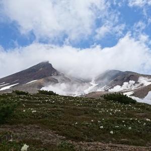 再訪したい場所……大雪山系旭岳