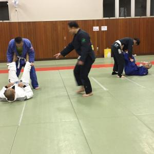 本日1月20日(月)は、桜台体育館にて『基本クラス(未経験者、初心者と初級者のための特別練習会』です!  東京都練馬区TOYATT柔術練習会