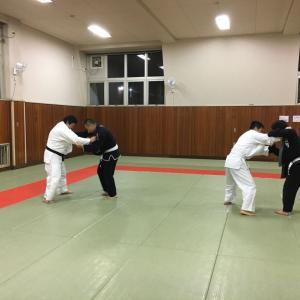 本日1月21日(火)は『練馬区立中村南スポーツ交流センター』にて立ち技(柔道)クラスです!どなたでも参加できます♪  東京都練馬区TOYATT柔術練習会