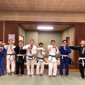 本日 2月26日(水)は、19~21時、『練馬区立総合体育館』にて練習します♪ 未経験者歓迎します! 東京都練馬区TOYATT柔術練習会