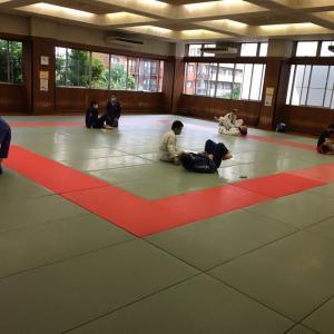 明日7月18日(土)は練習会です。2部制+完全予約制です。         東京都練馬区TOYATT柔術練習会