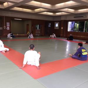 明日7月11日(土)は練習会です。2部制+完全予約制です。         東京都練馬区TOYATT柔術練習会