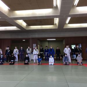 8月1日(土)練習再開後10度目&今月最初の練習会でした。感染予防対策をして2時間♪         東京都練馬区TOYATT柔術練習会