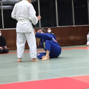 明日9月26日(土)午前中に練習会があります。感染予防対策+完全予約制で開催します。お気軽にご連絡ください。            東京都練馬区TOYATT柔術練習会