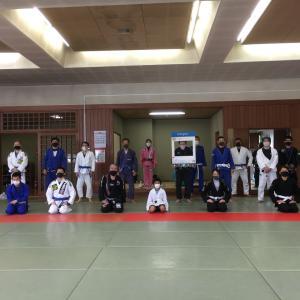 10月24日(土)完全予約制+検温+消毒+換気+マスク+ソーシャルディスタンスで20人で練習しました♪                東京都練馬区TOYATT柔術練習会