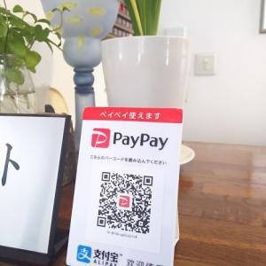 Pay Pay 使えるようになりました