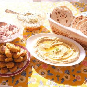 ベジタリアン料理と新たな学び