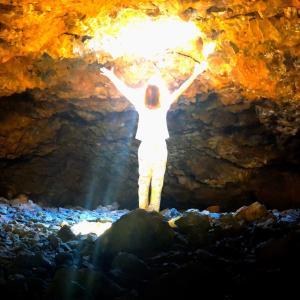 パワースポット♡オーラの洞窟