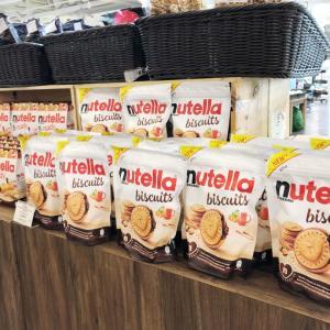《ヌテラNutella》のクッキー