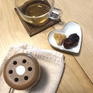 久々の漢方茶で養生&スタミナアップ