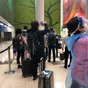 コロナ禍の空港検査は2種類!結果は6時間待ち!!