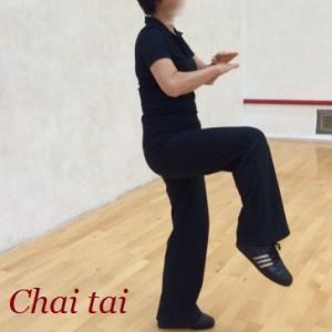 体幹を強化する「片脚立ち」