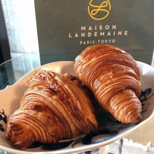 パリ最高のクロワッサン〜MAISON LANDEMAINE