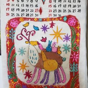 calendar11月