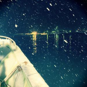 1月17日釣行  サクラマスジギング!