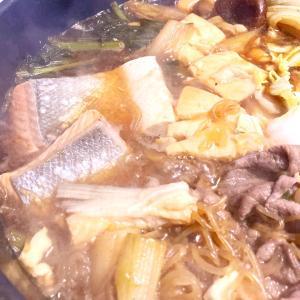 あたぼうクッキング 鱒のすき煮