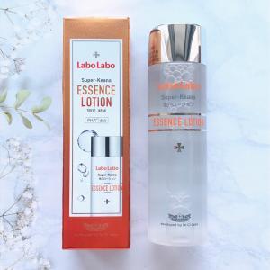 Labo  Laboふきとり化粧水で毛穴ケア