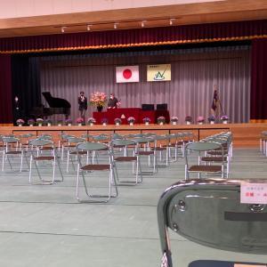 【育児】コロナ禍での卒業式