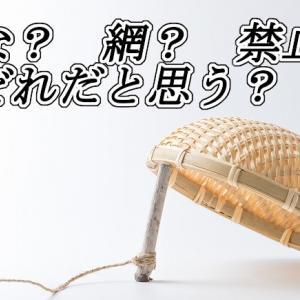まんが日本昔ばなしのスズメを獲る罠について調べた結果!わな?網?禁止?