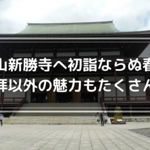 成田山新勝寺へ初詣ならぬ春詣に行ってきました!参拝以外の魅力もたくさんあり!