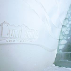 09.氷のお城に宿泊?レストランも教会も100%氷!:Kemi(ケミ)
