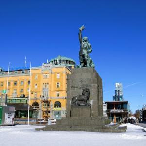 05.フィンランドっぽくない?スウェーデンのなごりが残る街:Vaasa(ヴァーサ)