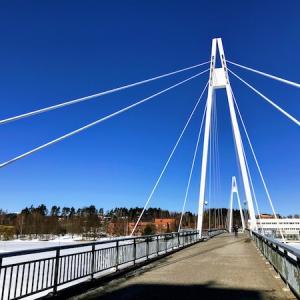 04.《番外編》学生と湖と橋と。絶対に住み心地が良さそう!な:Jyväskylä(ユバスキュラ)