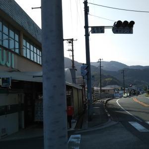 秋晴れの吉田町石神橋~桜橋周辺